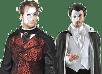 Phantom Of The Opera Kostuums