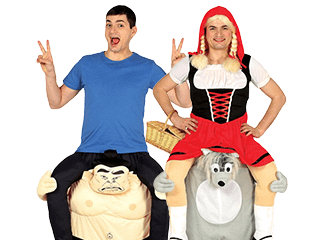Piggyback Kostuums