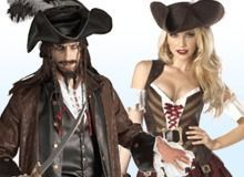Pirates Of The Carribean Outfit