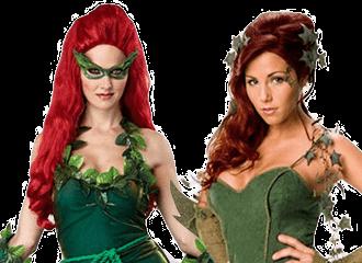 Poison Ivy Kostuums