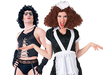 Rocky Horror outfit