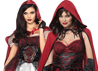 Roodkapje Kostuums