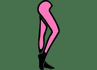 Roze Leggings