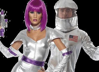 Ruimtevaart Kostuums