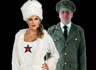 Russische Kleding