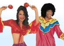 Samba Kleding