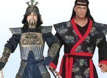 Samurai Kostuum