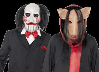 Saw Kostuums