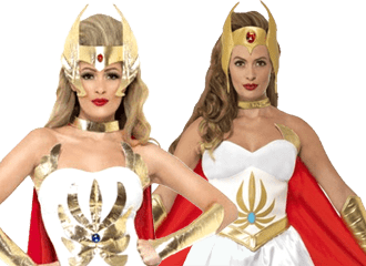 She-Ra Outfit