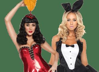 Showgirl Kostuums