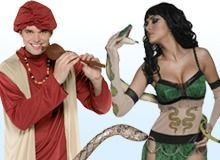 Slangenbezweerder Kostuum