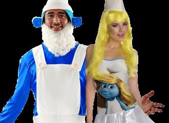 Smurf Kostuum