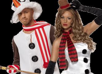 Sneeuwpop Kostuums