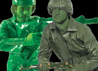 Speelgoed Soldaat Kostuums