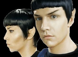Spock Kostuums