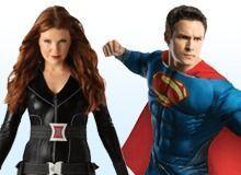 Superhelden & Schurken