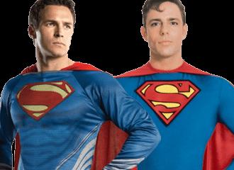 Superman Pak