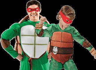 Teenage Mutant Ninja Turtles Kostuum