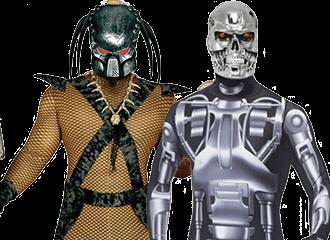 Terminator Kostuums