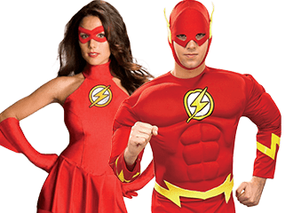 The Flash Kostuums