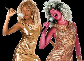 Tina Turner Jurken
