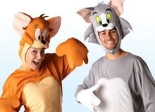 Tom & Jerry Kostuum