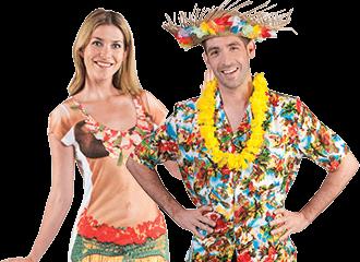 Tropische Kleding