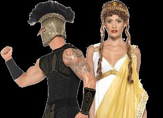 Troy Kostuums