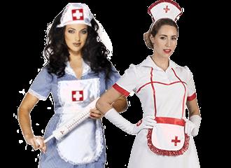Verpleegster Kostuum