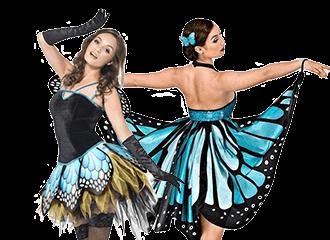 Vlinder Kostuum