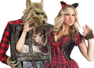 Weerwolfkostuums