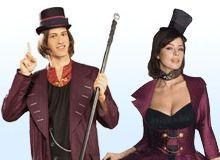 Willy Wonka Kostuum