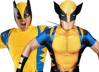 Wolverine Kostuums