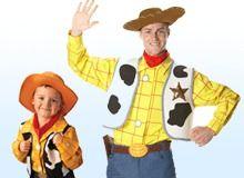 Woody Kostuum