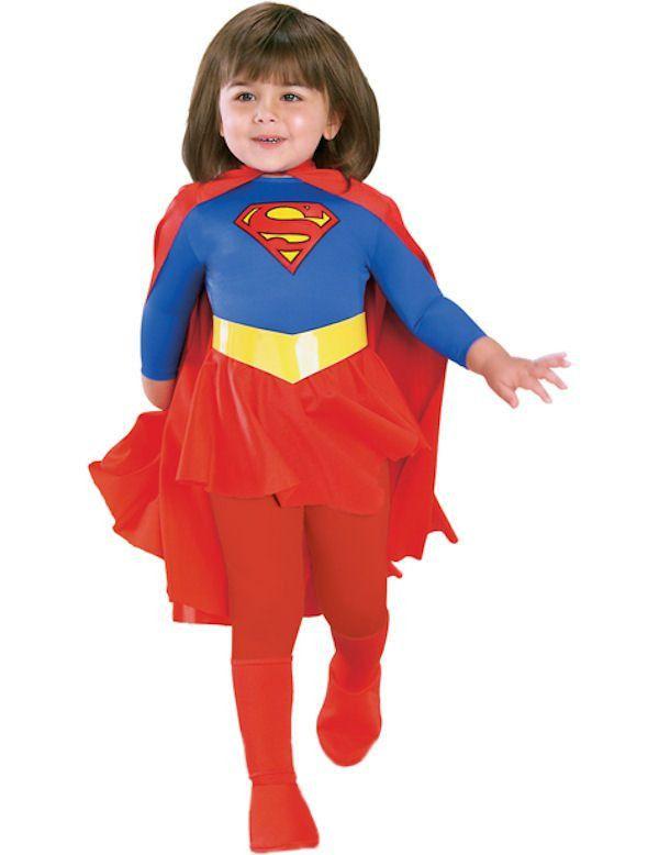 Supergirl Superheld Meisje Kostuum