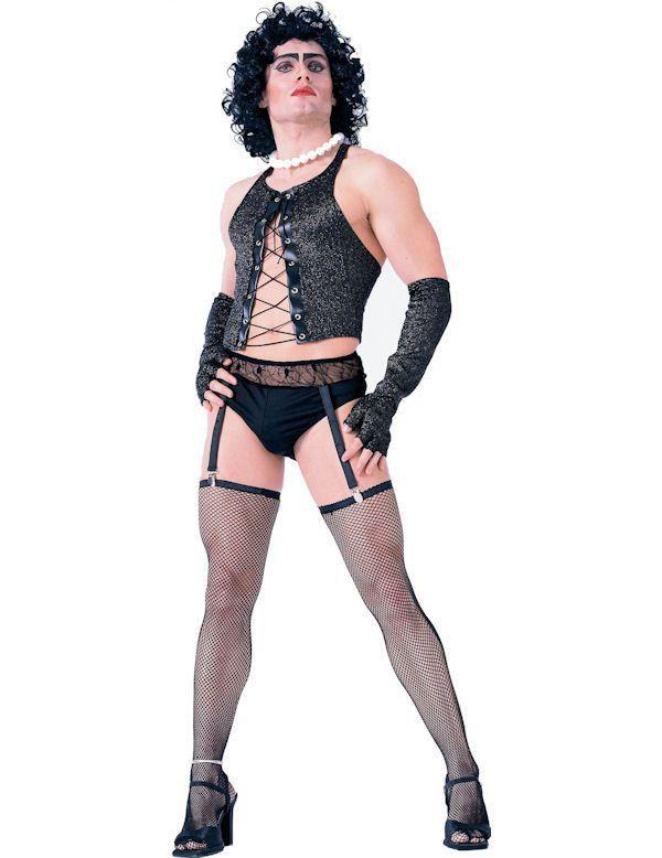 The Rocky Horror Picture Show Frank N Furter Man Kostuum