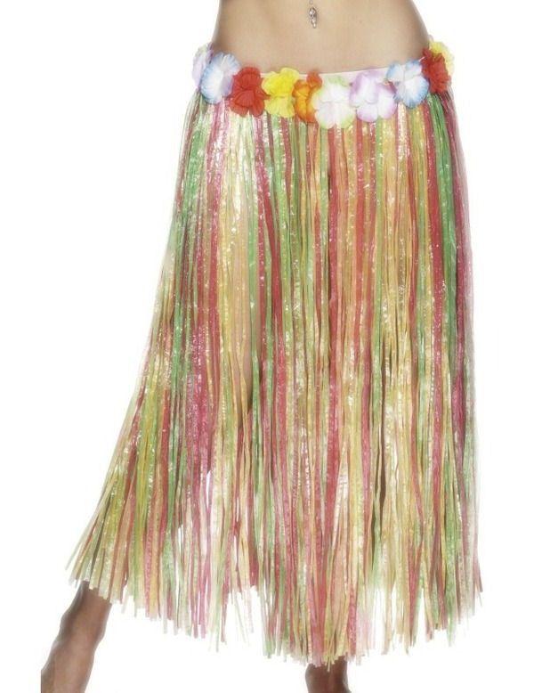 79cm Hawaiiaanse Hula Rok