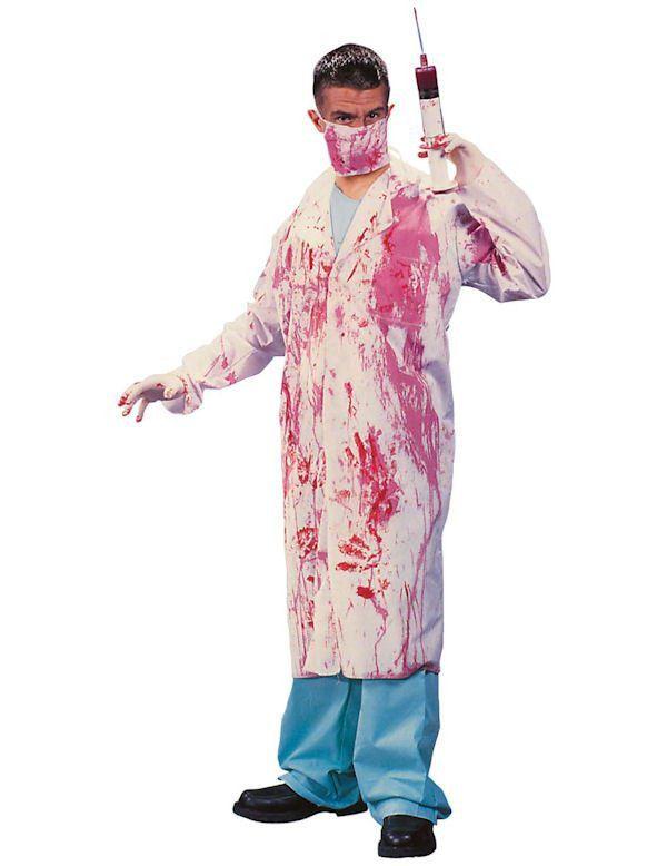 Gruwelijke Arts Man Kostuum