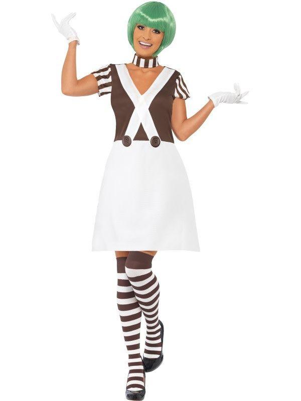 Candy Creator Dame Vrouw Kostuum