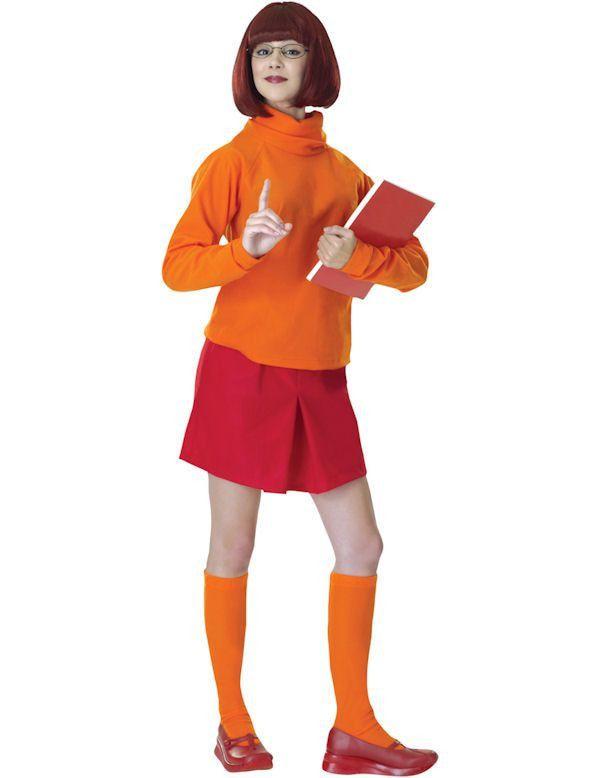 Velma Kostuum (Scooby-Doo) Vrouw