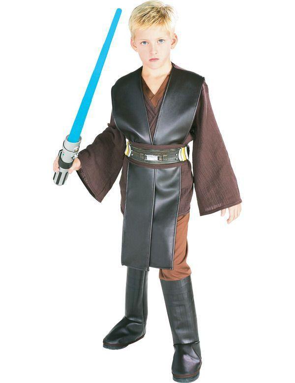 Luxe Anakin Skywalker Jongen Kostuum