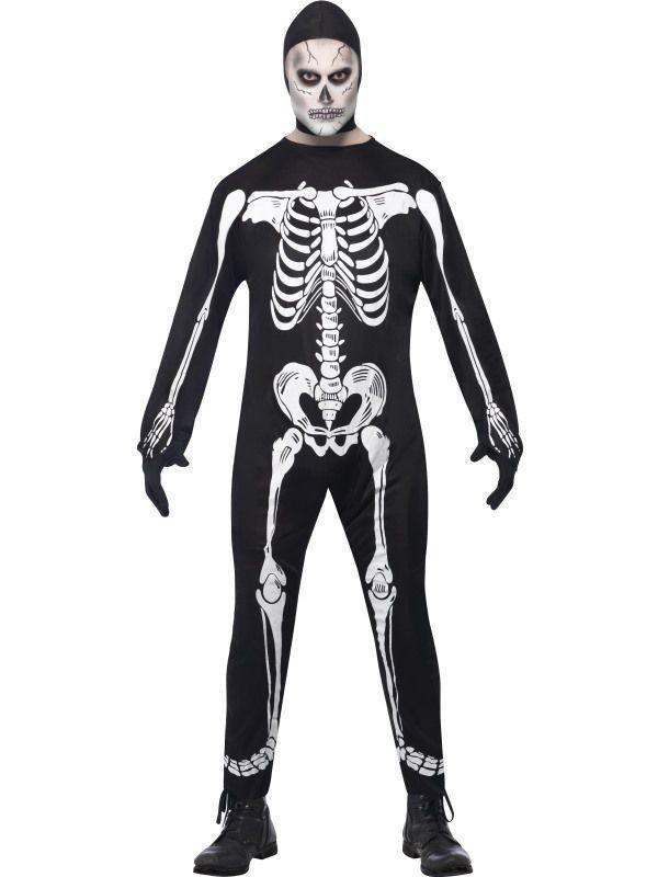 Skelet Pak Man