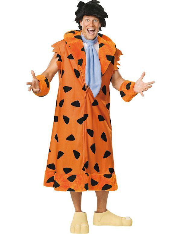 Luxe Fred Flintstone Man Kostuum