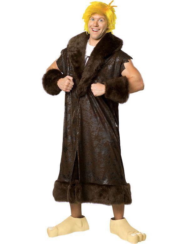 Luxe Barney Rubble Man Kostuum