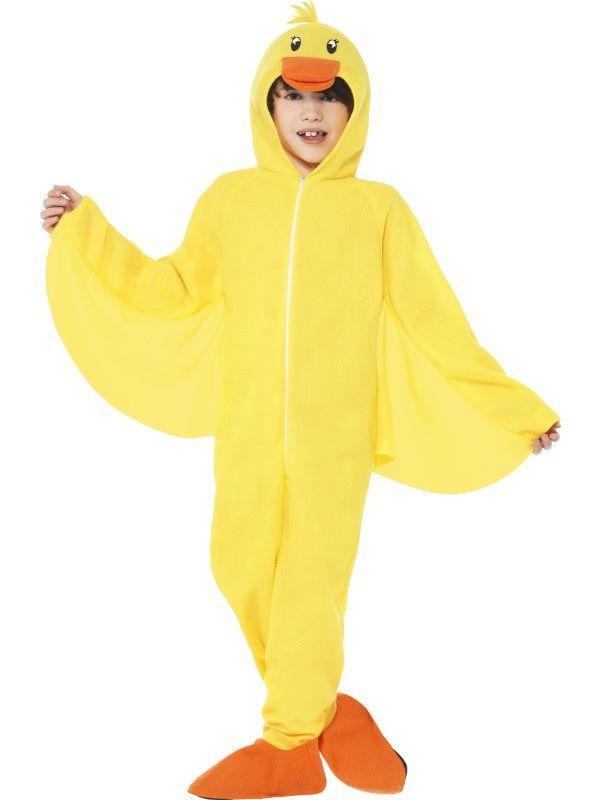 Gele Eend Kostuum Kind