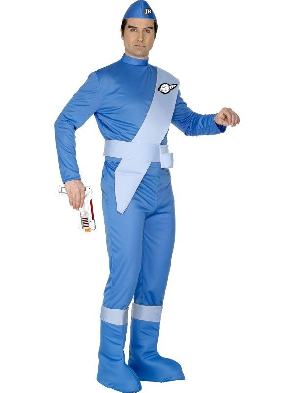 Thunderbird Scott Man Kostuum