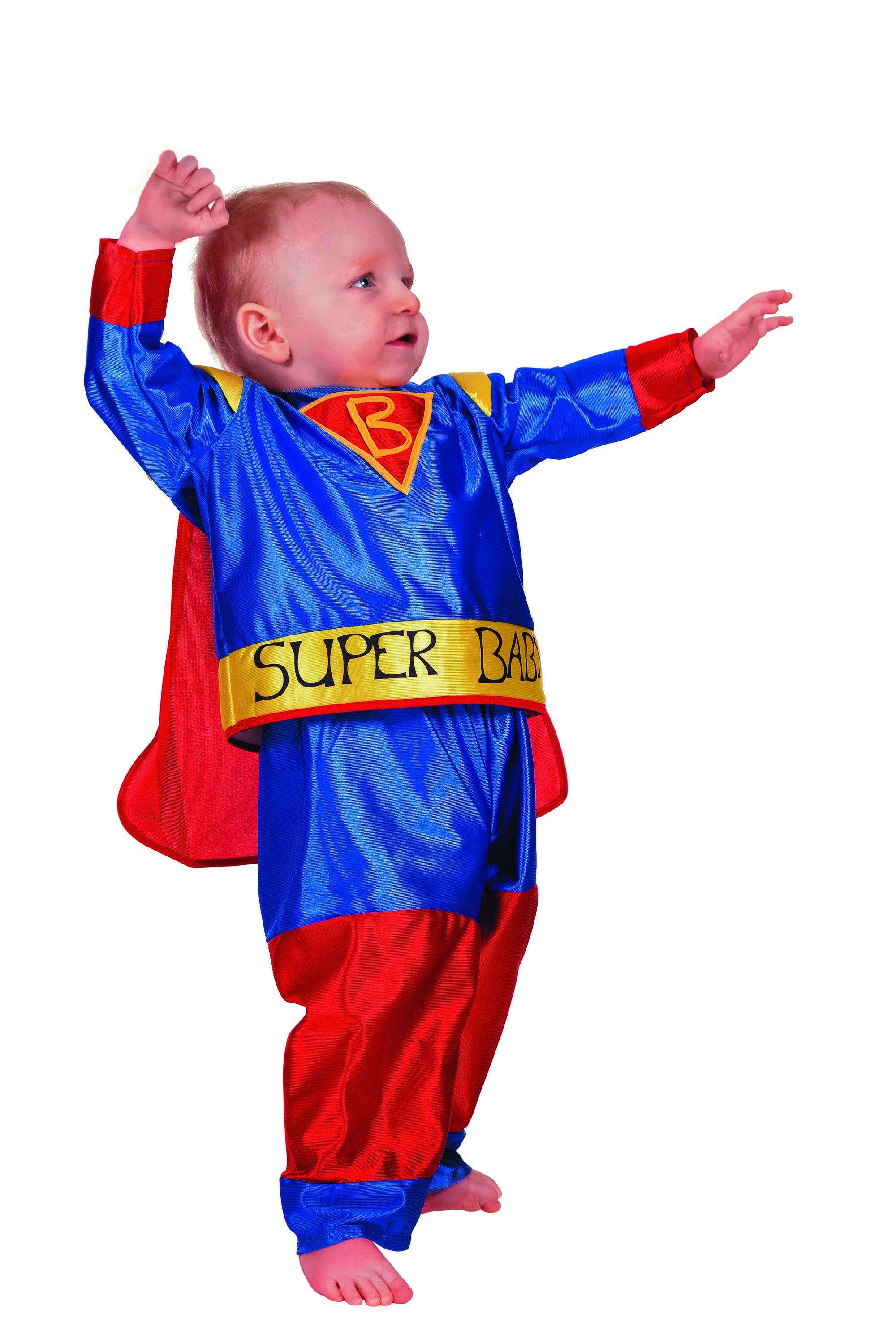 Superbaby Mini-Superheld Kind Kostuum