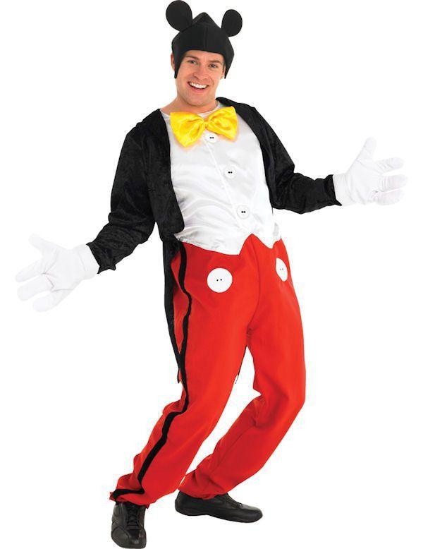 Disney Mickey Mouse Man Kostuum