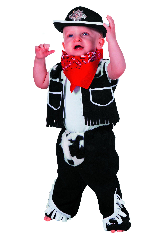 Billy-Baby Cowboy Texas Kind Kostuum