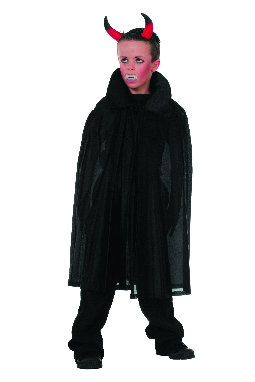 Transsylvania Draculacape Met Zwarte Kraag